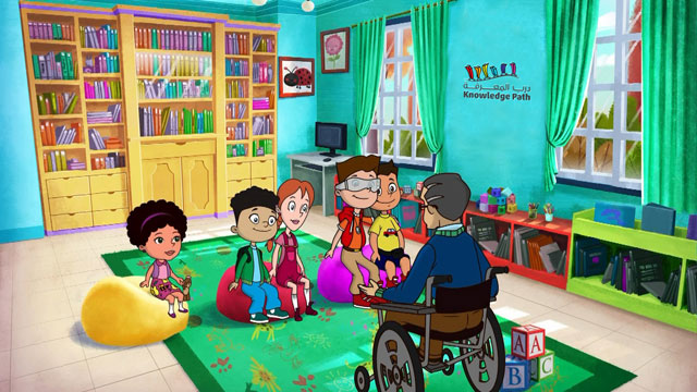 Animated Series On Disability Targets Parents, Children