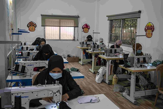 UNICEF, Dar Abu Abdullah join hands in creating jobs amid pandemic