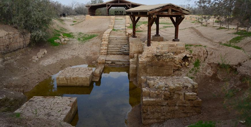 12cfababb101a7 Baptism Site added to UNESCO s heritage list