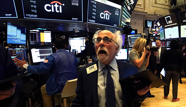 The New York Stock Exchange Is Back