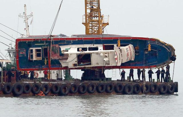 Seven dead in boat accident in South Korea