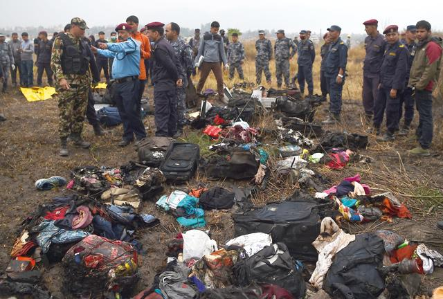 Kathmandu plane crash: 78 passengers and crew likely on board Bangladeshi aircraft