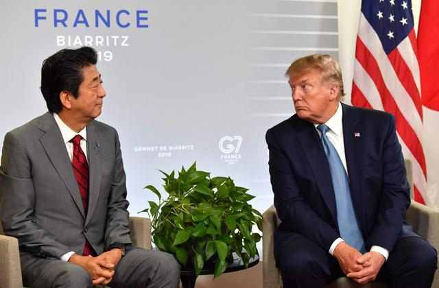 Abe Trade Deal Helps US Farmers, Staves Off Auto Tariffs