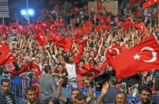 Turkey coup: What does the state of emergency mean?