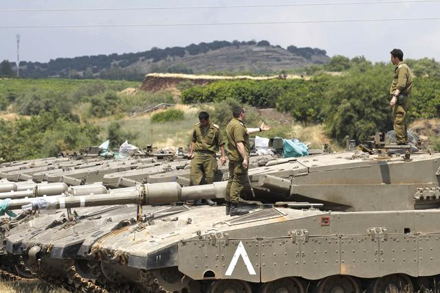 Israel attacks Iranian forces in Syria as regional conflict escalates