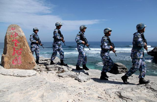 China asks United States to stop unfriendly unsafe military activities