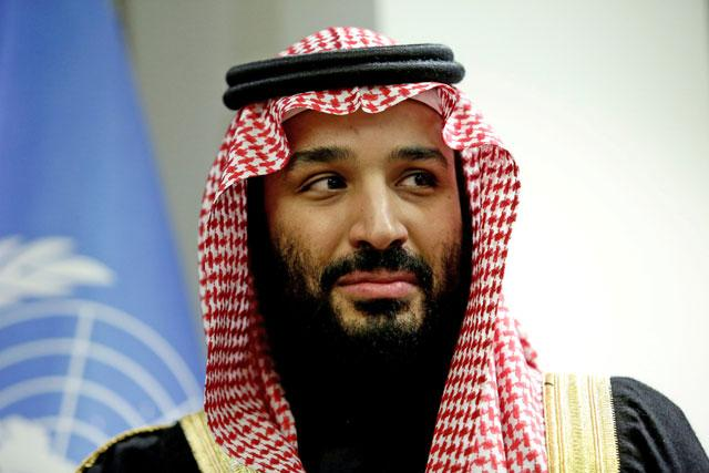 Saudi Crown Prince Salman begins Euro tour in Paris