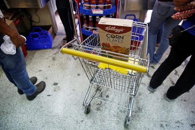 Kellogg's exits Venezuela over social and economic 'deterioration'