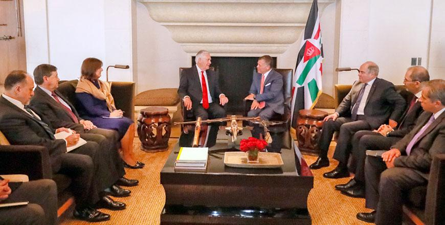 New US-Jordan Memorandum of Understanding on Bilateral Foreign Assistance to Jordan