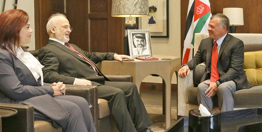 Jordan, Iraq Agree on Continuous Security Cooperation against ISIS