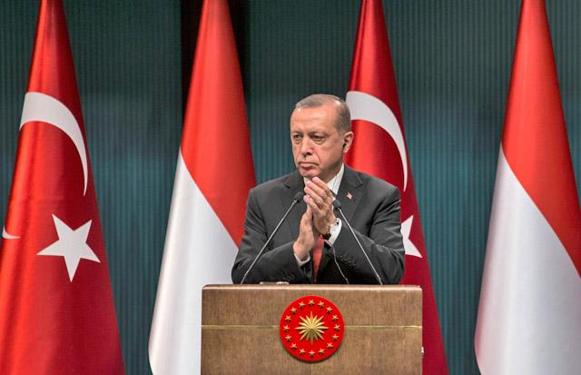 Turkey sends protest note to Germany