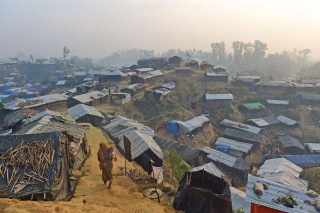 Myanmar and Bangladesh sign agreement for Rohingya return