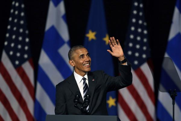 Barack Obama urges world leaders not to give in to isolationist impulses