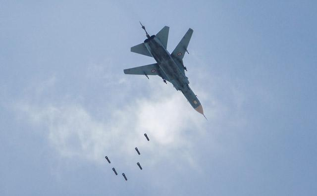 Syria safe zones closed to US-coalition jets: Russian Federation