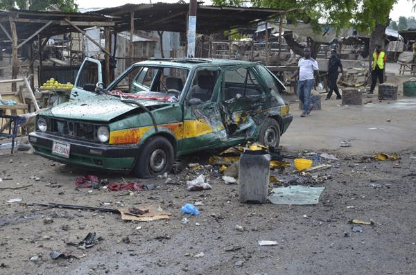 Boko Haram split in leadership crisis