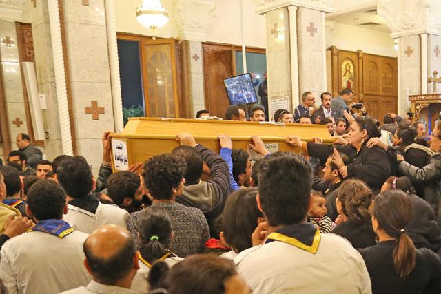 Bystanders, Not Police, Stopped Bigger Bloodbath at Cairo Christian Church