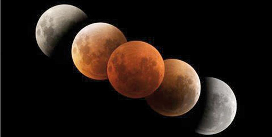 There will soon be the longest in the 21st century, lunar Eclipse
