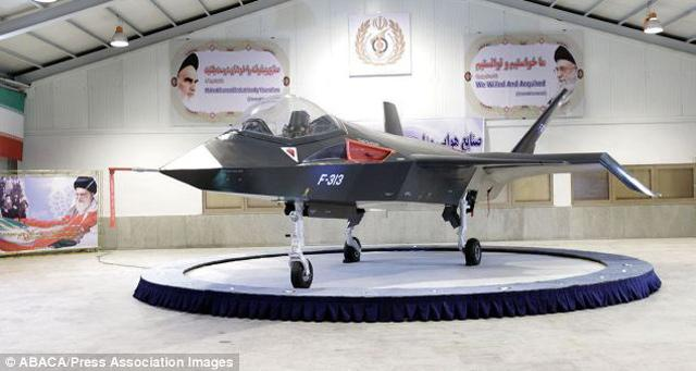 Iran to unveil new fighter jet and develop missiles despite USA sanctions