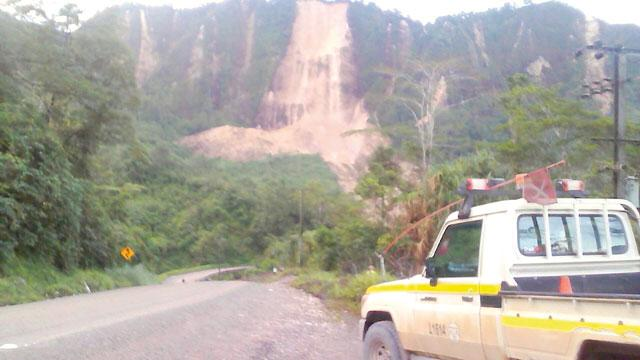 Three dead in PNG's Mendi following natural disaster
