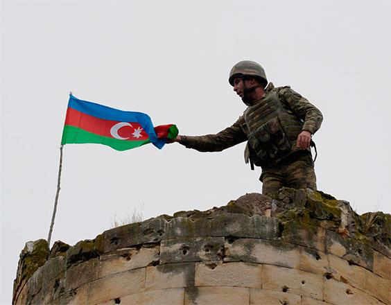 Azerbaijan Lawmakers Urge French Removal From Karabakh Mediation