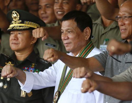 Philippines ends South China Sea patrols with US