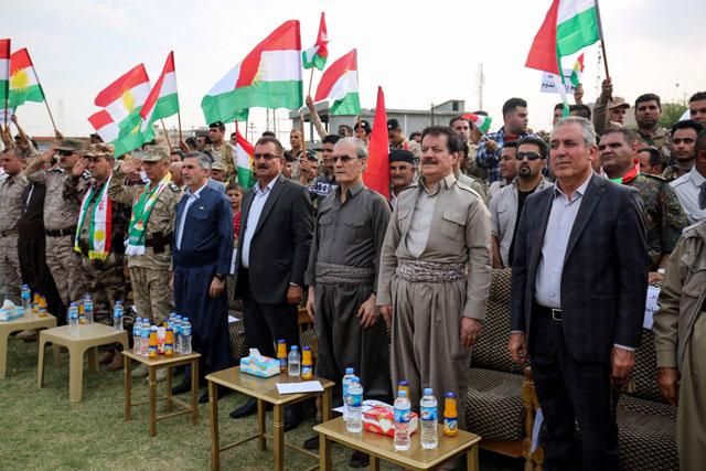 Iraq's Hakim Urges Kurds to Call Off Referendum