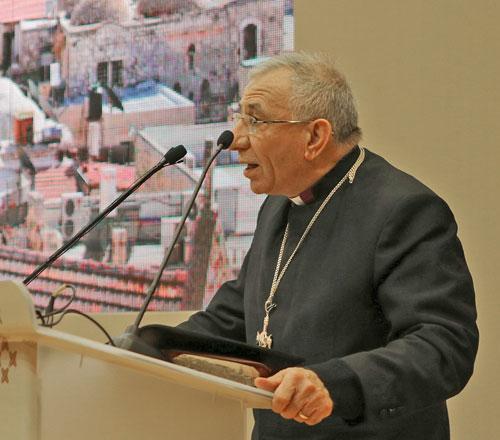 Pope, Jordan king discuss U.S. move on Israeli capital