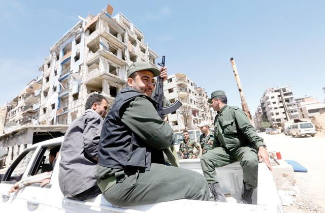 OPCW says will not disclose details of investigative mission to Syria for security reasons