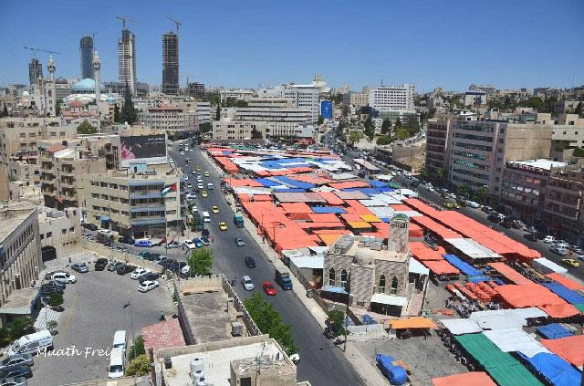AMMAN Abdalis Friday Market Will Start Operating In Its New Location Ras Al Ain Downtown Amman On October 9 A Greater Municipality GAM