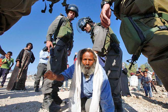 Israeli demolitions leave 27 homeless in West Bank ...