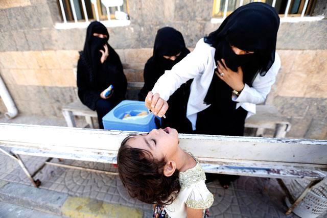 Millions of Yemeni children on the 'brink of starvation'