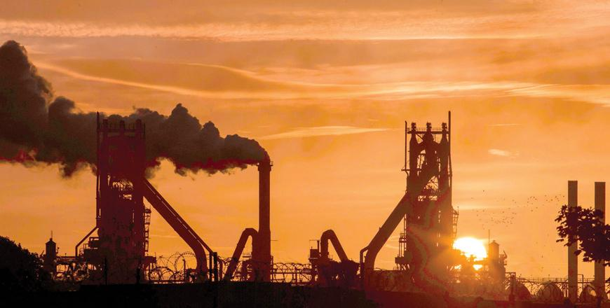 Teesside workers respond to the rescue of British Steel