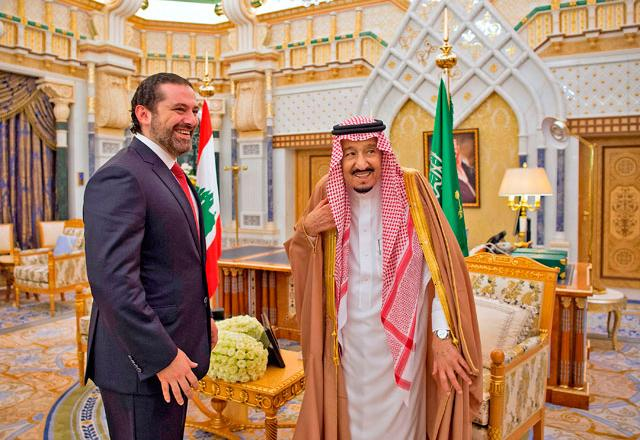 Lebanon's Saad Hariri to visit Saudi Arabia for first time since 'resignation'