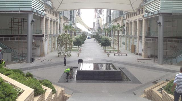 Boulevard To Liven Up Amman On June 11 Abdali Developers