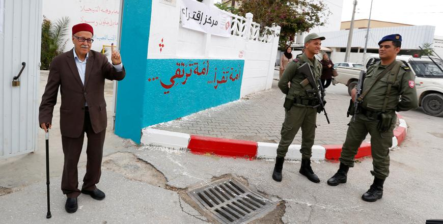 Early results show Islamist party Ennahda wins Tunisian municipal elections