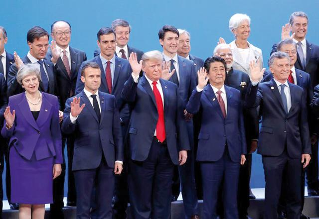 Trump Tried to Sell Argentina Weapons at G20