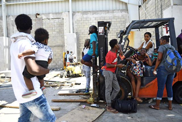 More than 76,000 in hurricane-hit Bahamas may need food, aid