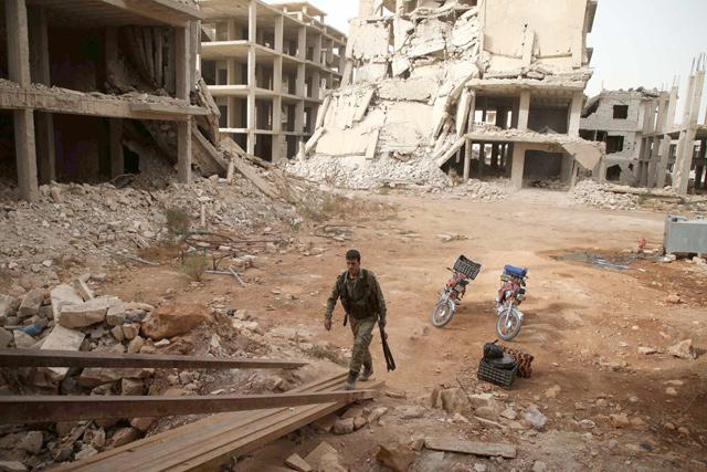 No jihadists seen exiting Syria buffer zone on eve of deadline — monitor