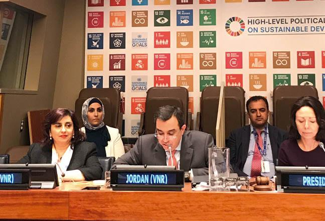 UN Urges Accelerated Efforts to Achieve Agenda 2030