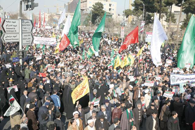 Nearly a week of deadly protests in Iran