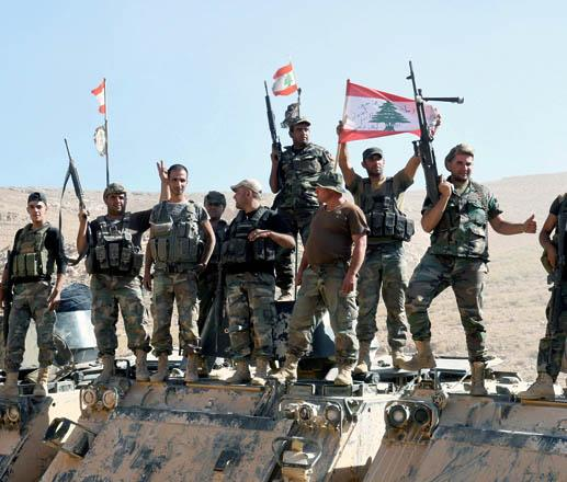 Lebanese Army, Hezbollah and Syrian Army declare cease-fire with ISIS