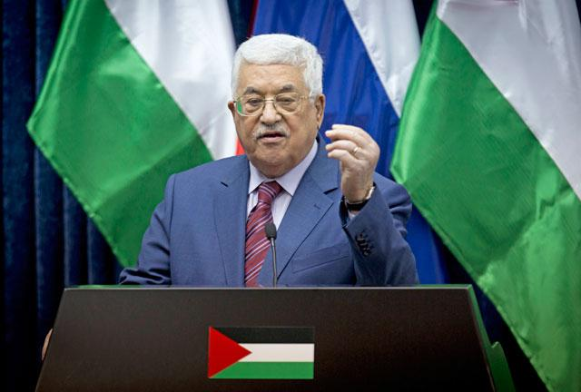 Fatah movement re-elects Abbas as party leader