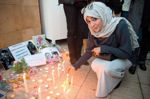 Moroccan suspects in killing of Scandinavian women were acting alone