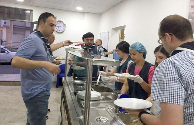Caritas Soup Kitchen