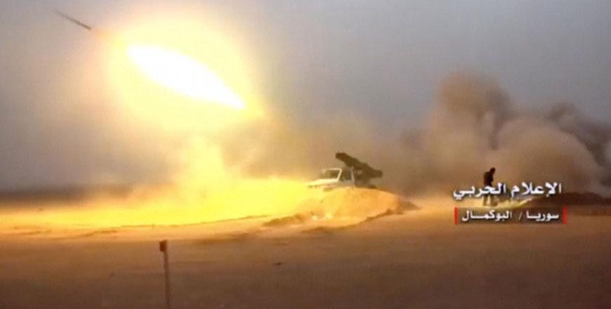 Syria Army Takes Full Control of Albu Kamal