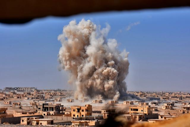 Air strikes kill 69 in Syrian east since Sunday: Observatory