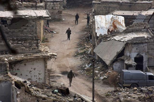 Russian nurses killed in rebel shelling of Syria's Aleppo
