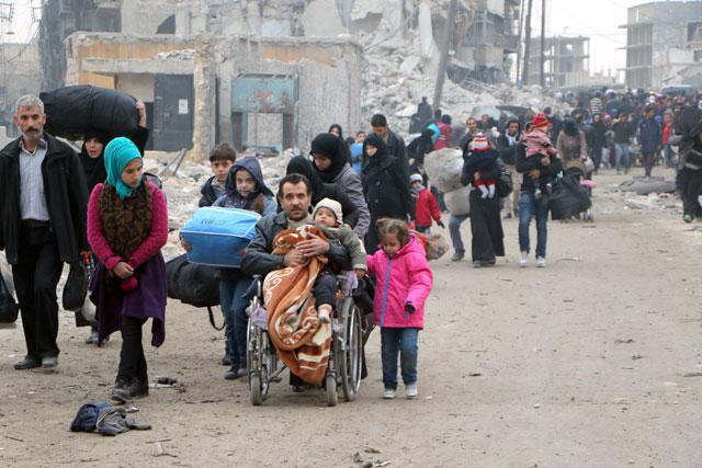 In Syria Regime shelling kills 21 civilians in east Aleppo - monitor