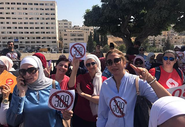 Jordan Abolishes Law Allowing Rapists to Marry Their Victims