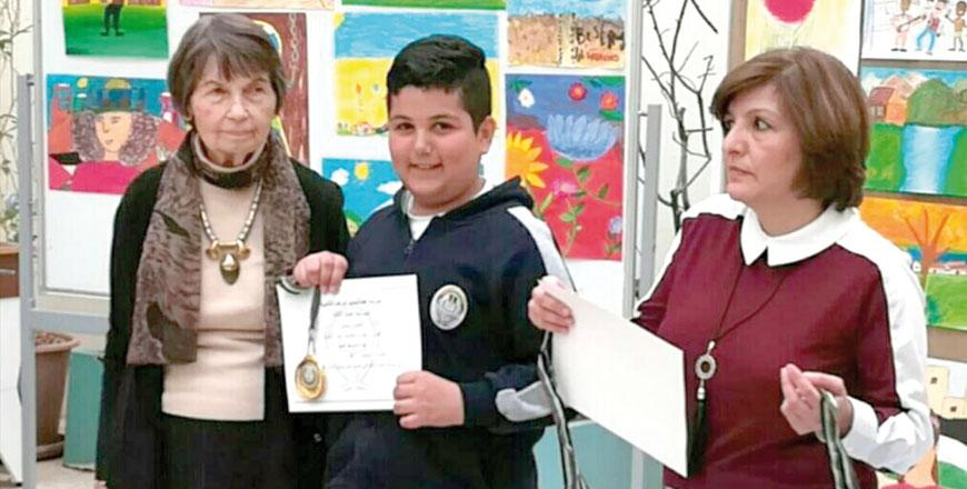 Private schools conclude 3rd drawing competition | Jordan Times